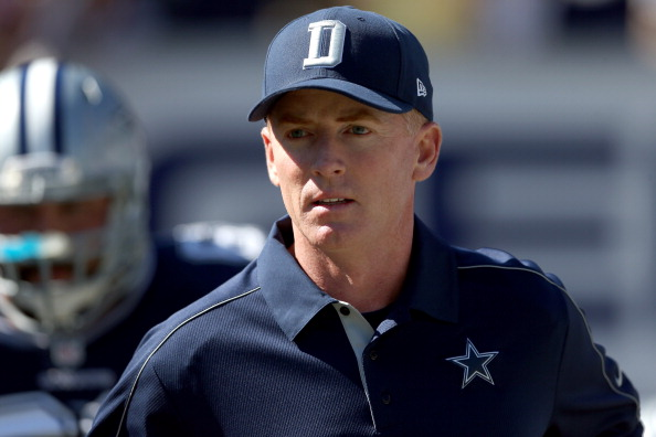 Stephen Jones Says Garrett Not on the Hot Seat