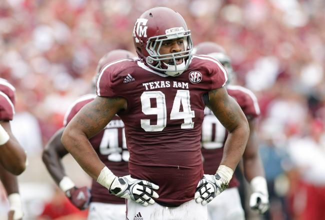 Redskins Gab 2013 NFL Draft Scouting Report: Texas A&M DE/O…