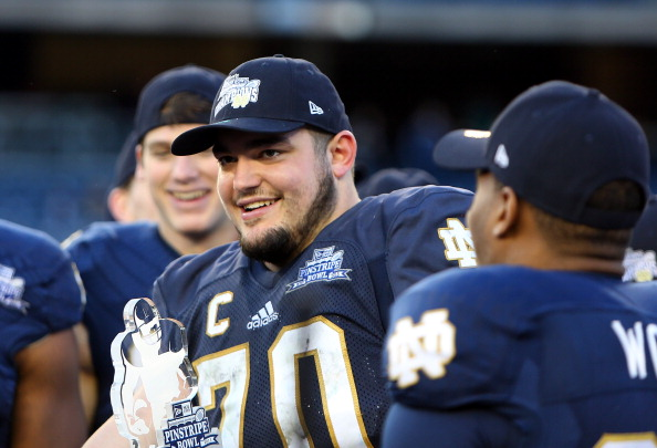 Cowboys Select Notre Dame OL Zack Martin In First Round Of NFL …
