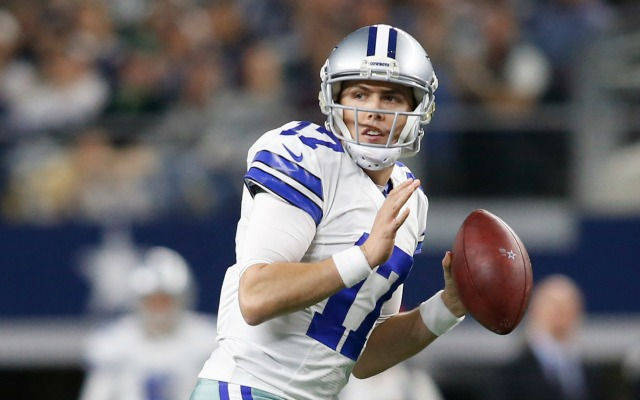 Cowboys Backup QB Kellen Moore Carted Off with Ankle Injury