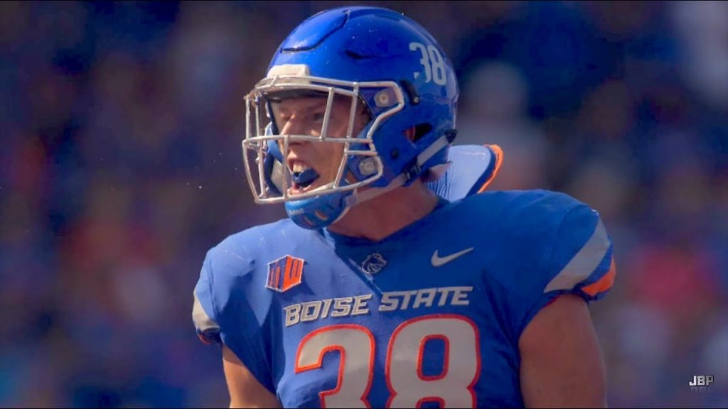 Cowboys Come to Terms with First-Round Pick Leighton Vander Esch