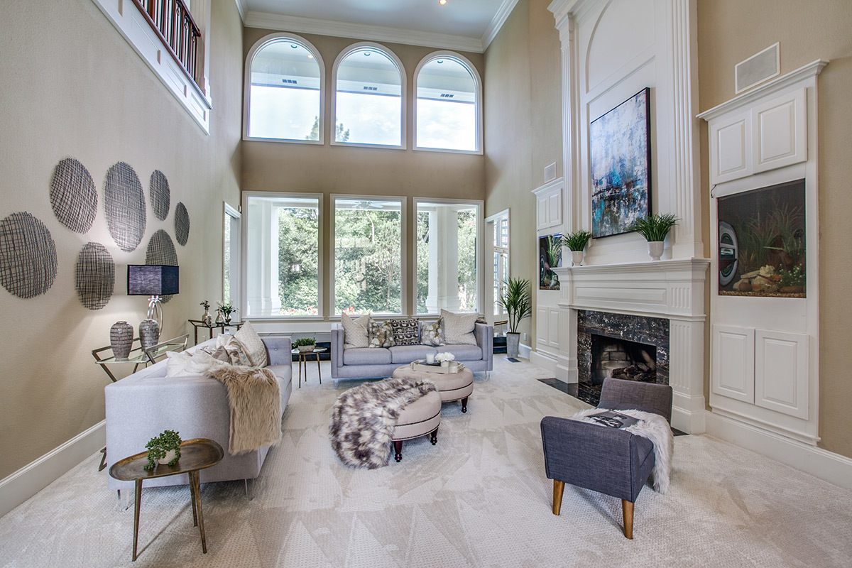 Emmitt Smith's Dallas house is for sale